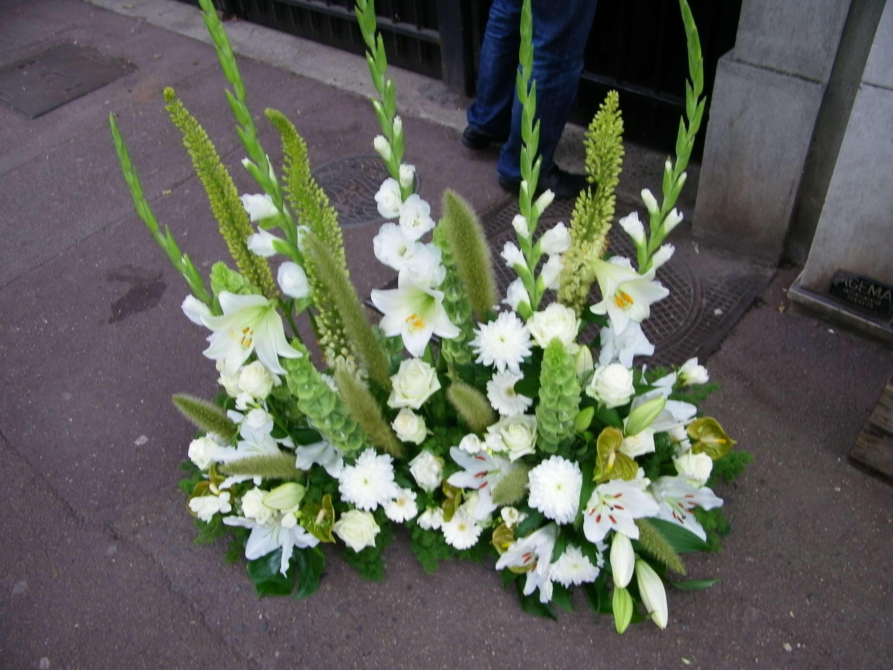 Roseau Fleurs vous présente sont nouveau site !